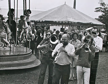 Mike Westbrook Brass Band
